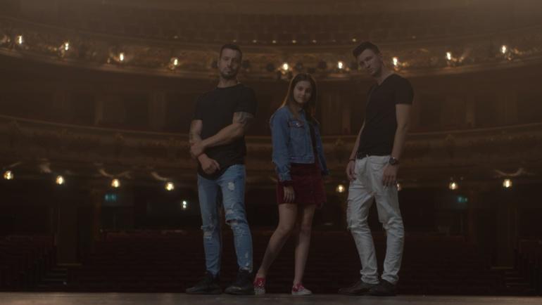 Hudební videoklip: SÍŤ – Pjay, Noid, Ines